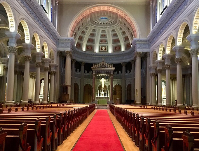 St. Ignatius Church — Symbol of God's Presence in San Francisco