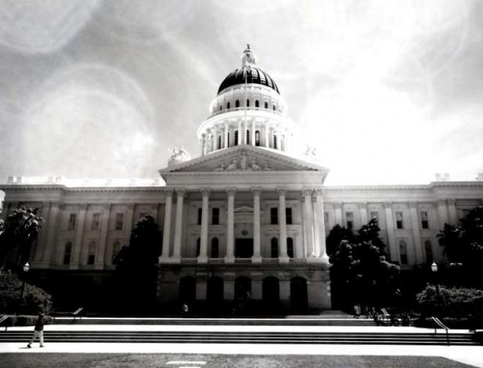 California Capitol in Sacramento