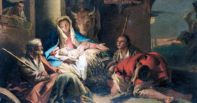"Giovanni Domenico Tiepolo (1727-1804), ""The Adoration of the Shepherds"""