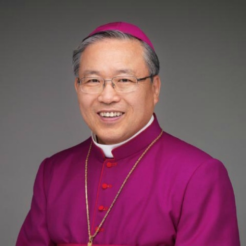 Cardinal-elect Andrew Yeom Soo-jung of Seoul