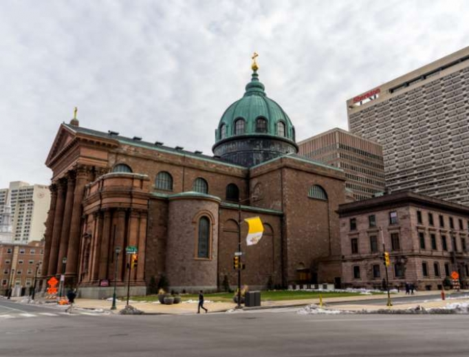 Cathedral Basilica of Sts. Peter and Paul, Philadelphia