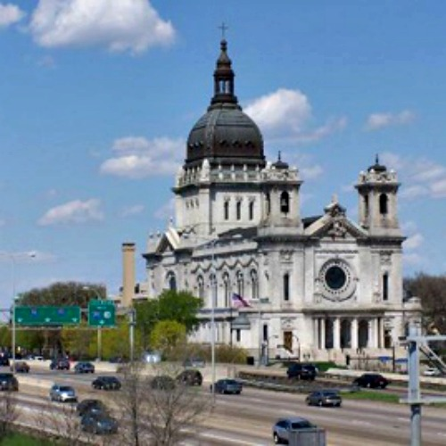 Cathedral Basilica of St. Mary in Minneapolis