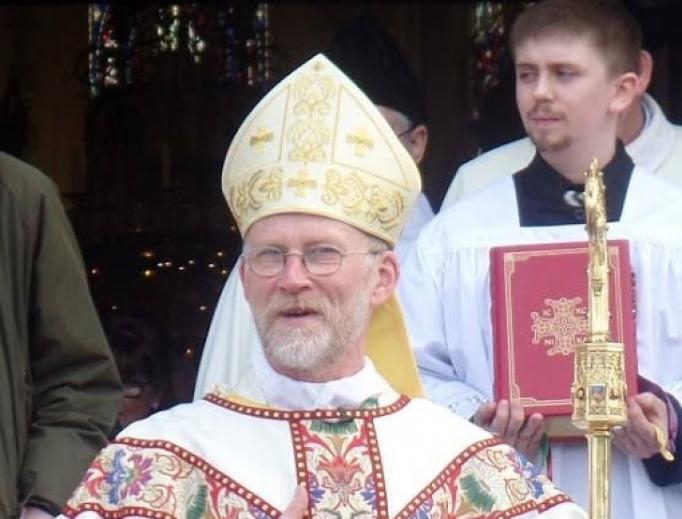 Bishop Paul Swarbrick.