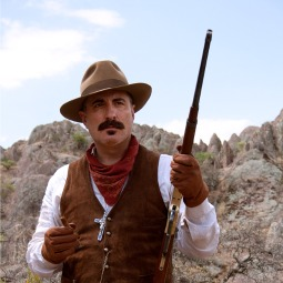 Andy Garcia stars as Gen. Enrique Gorostieta.