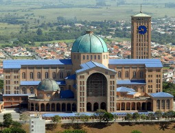 The National Shrine of Our Lady of Aparecida