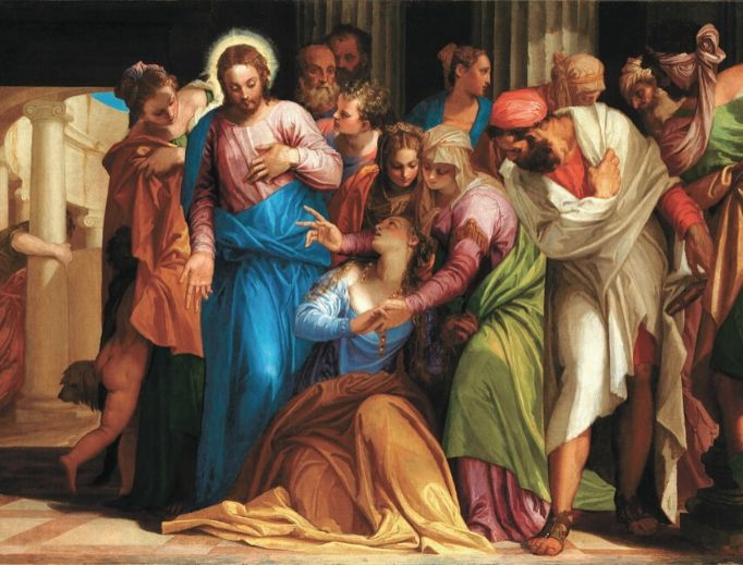 Paolo Veronese, The Conversion of Saint Mary Magdalene, 1548