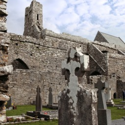 REVIVAL. Many people in Ireland, including the organizers of the first Catholic men's conference there, refuse to believe that the Church is in ruins and has no future.