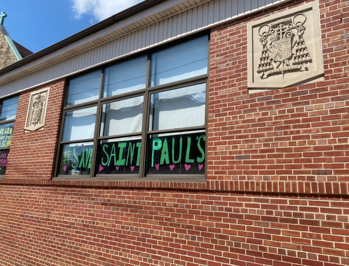 St. Paul the Apostle School in Yonkers is on an updated list of 172 New York Archdiocesan schools slated for closure amid the pandemic, and school families and staff are fighting to keep it open.