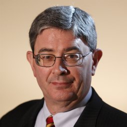 George Weigel, a U.S. biographer of Pope John Paul II, is pictured in Rome Jan. 12.