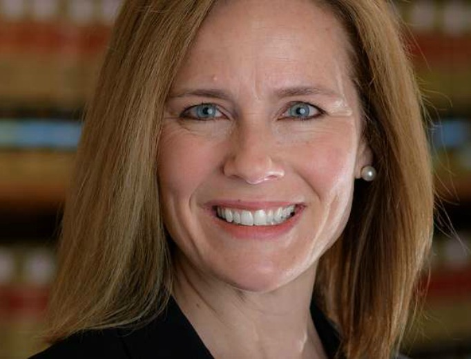 Professor Amy Coney Barrett has been nominated to to be a judge for the Seventh U.S. Court of Appeals.