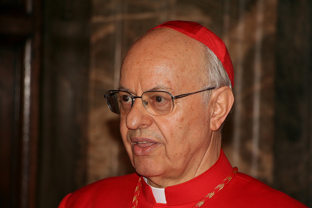 Cardinal Lorenzo Baldisseri
