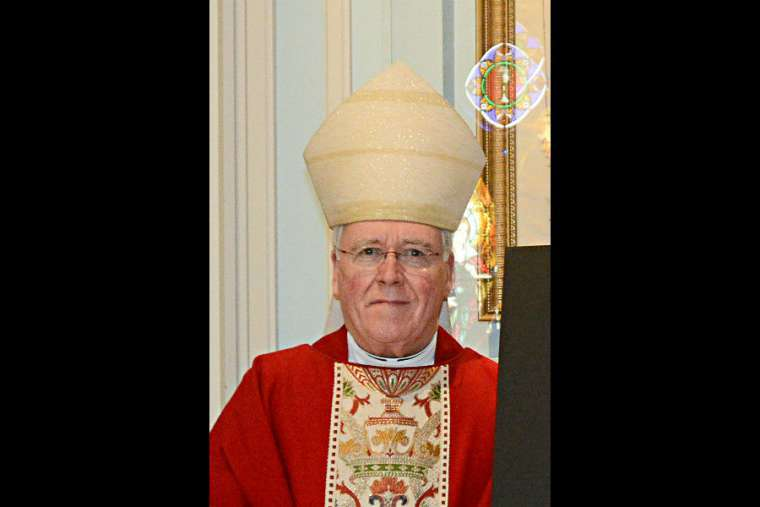 Buffalo Bishop Richard Malone