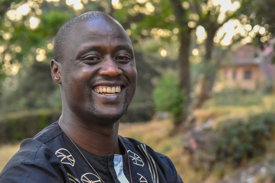 Brother Peter Tabichi, a mathematics and physics teacher at Keriko Mixed Day Secondary School in Pwani Village, won the $1-million Global Teacher Prize for 2019. Credit: