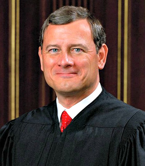 Chief Justice John Roberts authored the majority opinion on Thursday's King v. Burwell decision.