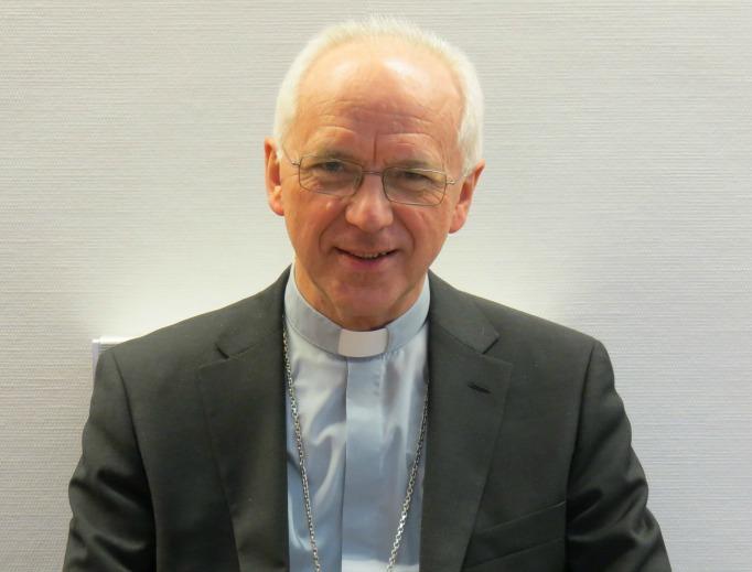 Archbishop Jozef De Kesel of Mechelen-Brussels.