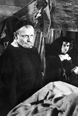 Pierre Fresnay as St. Vincent de Paul in Monsieur Vincent (1947)