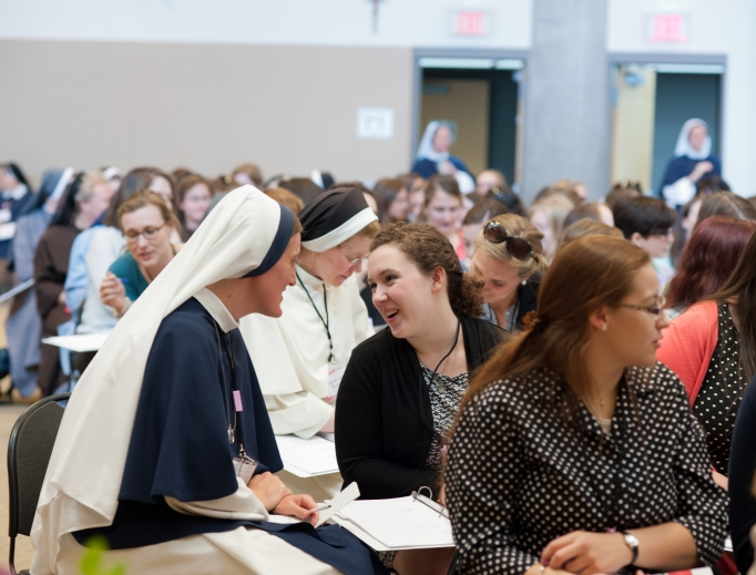'GIVEN Catholic Young Women's Leadership Forum' has inspired young women and New Evangelization efforts. It brought together religious and laywomen in faith and fellowship.