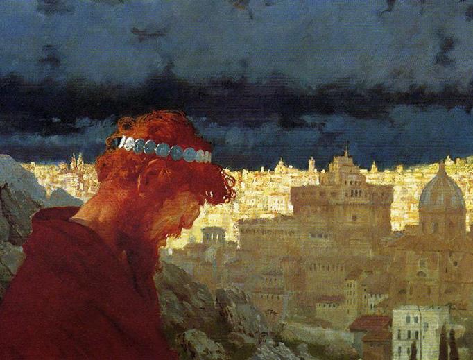 "Edward Okuń, ""Judas,"" 1901"