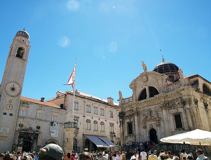 St. Blaise Church in Dubrovnik
