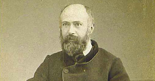 """St. Louis Martin (1823-1894) was hospitalized for three years at Bon Sauveur in Caen while suffering from dementia—an episode that his daughter, St. Thérèse of Lisieux, the patron saint of missionaries, would later refer to as """"my father's martyrdom."""""""