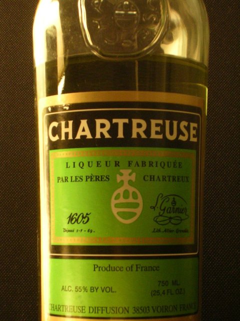 Chartreuse: The Famous Green Liquor and Saint Bruno.  Click on the link by Taylor Marshall to learn more about this emerald libation.
