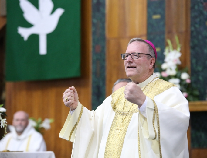 Bishop Robert Barron.