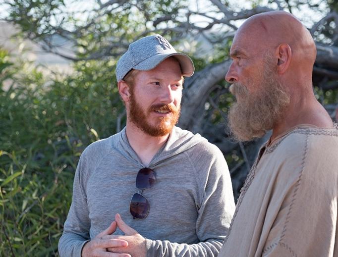Andrew Hyatt and James Faulkner