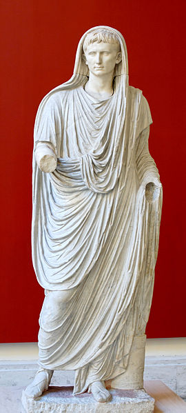 """The Emperor Augustus was a """"pontifex maximus."""" So how did that become a term for the pope?"""