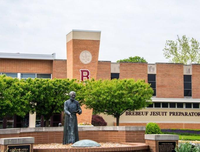 Brebeuf Jesuit Preparatory School.