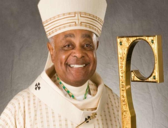 Archbishop Wilton D. Gregory