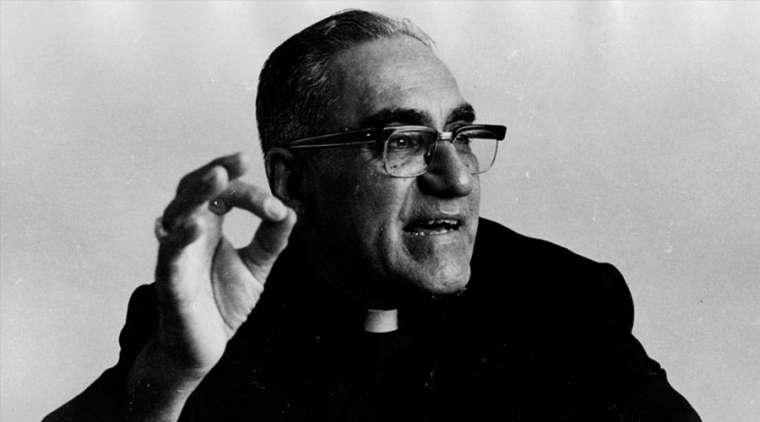 Top of Form    Bottom of Form  St. Oscar Romero