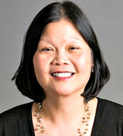 Carolyn Woo, CEO of Catholic Relief Services