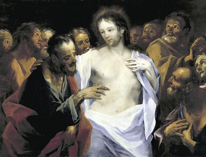 """Franciszek Smuglewicz (1745-1807), """"St. Thomas"""""""