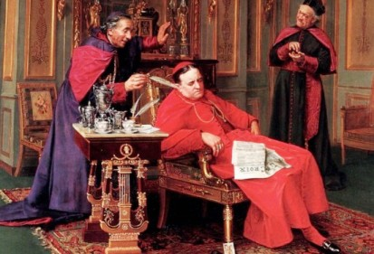 Click on the Quæritur: Priests Don't Say Daily Mass in the Parish link to read more.