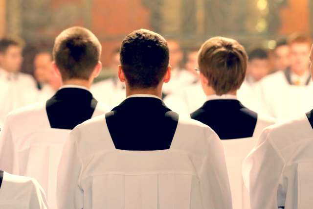 Click on the Why Married Priests Won't Really Fix the Shortage link to read more.