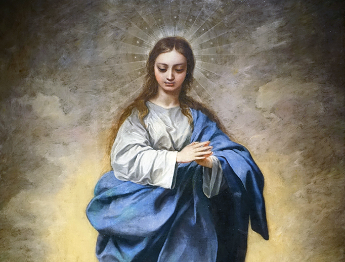"Juan de Sevilla (1643-1695), ""The Immaculate Conception"""