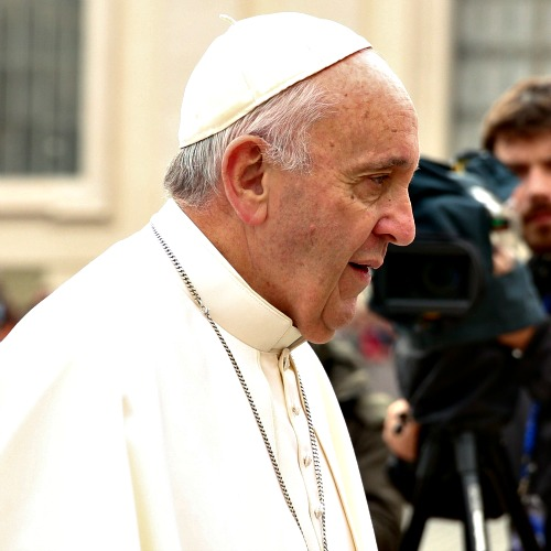 Two of Pope Francis' economic advisors were arrested Oct. 31 for leaking confidential documents to Italian journalists.