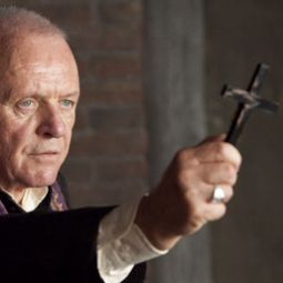 EXORCIST. Anthony Hopkins stars in The Rite.