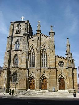 St. Joseph's Cathedral in Columbus, Ohio.