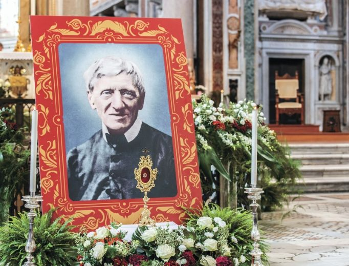 A top Vatican story of 2019 was the canonization of St. John Henry Newman in October.