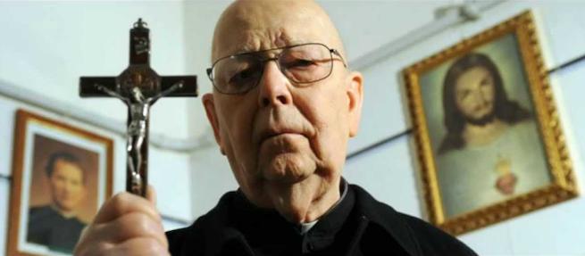 Father Gabriele Amorth.