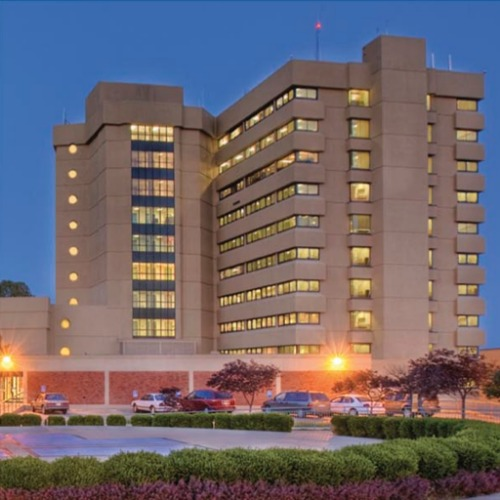 Jane Phillips Medical Center in Bartlesville, Okla.