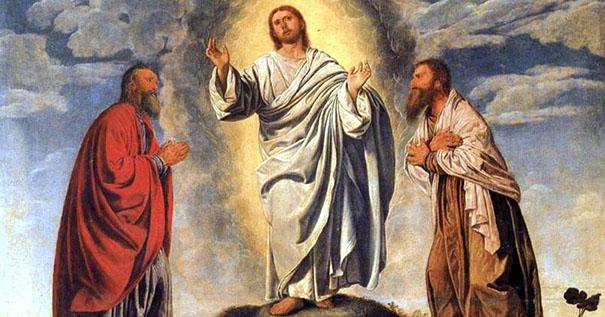 The Transfiguration by Giovanni Gerolamo Savoldo