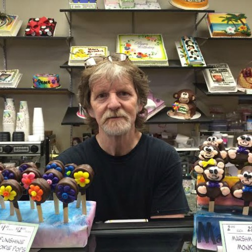 Jack Phillips is the owner of Masterpiece Cake Shop in Lakewood, Colo.