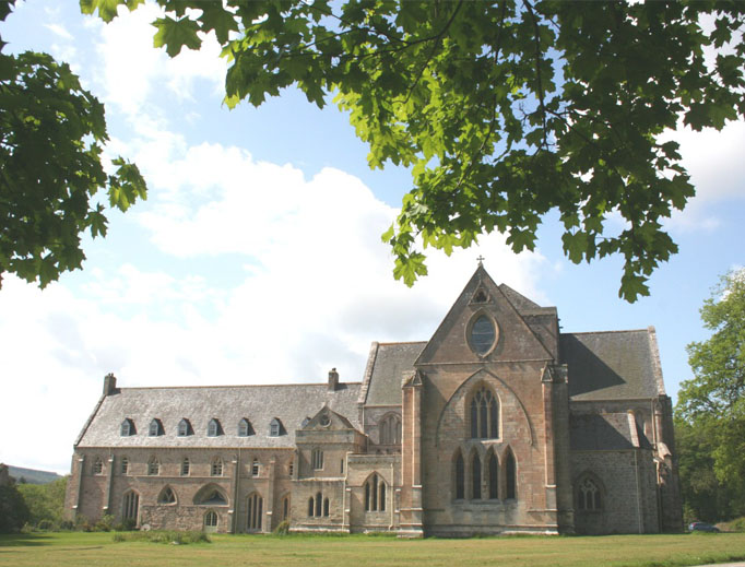 700-plus years of monastic life is still going strong at Pluscarden Abbey.