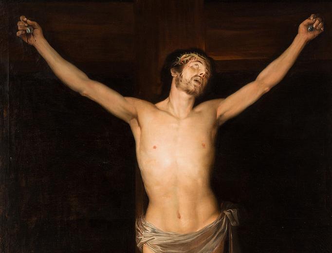 "Felipe Abás Aranda (1777–1813), ""Christ Crucified"""
