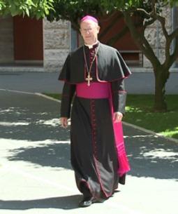 Bishop James Conley.