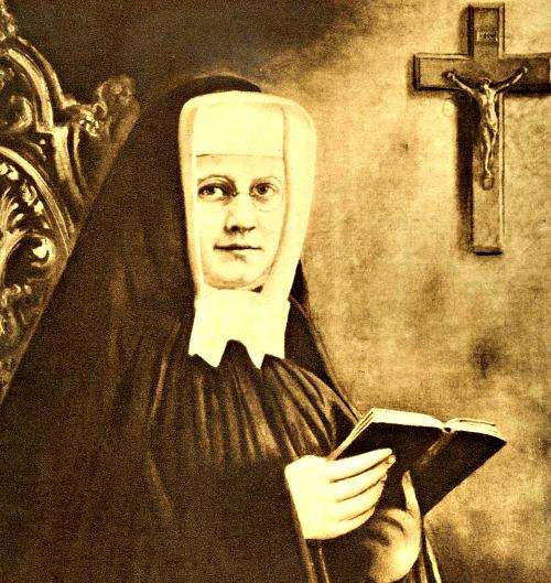 Blessed Miriam Teresa Demjanovich