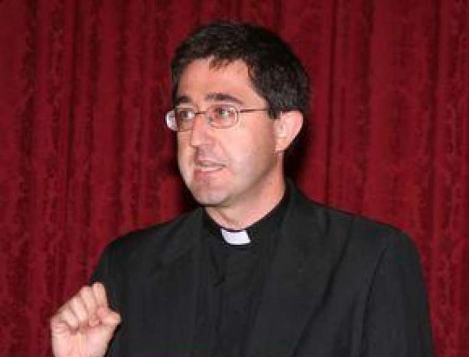 Father Jose Granados.