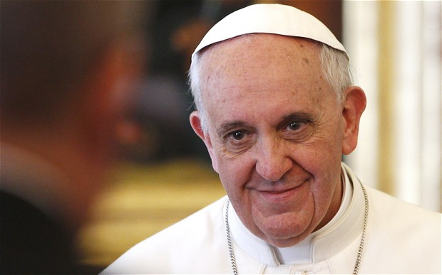 Pope Francis recently said all people have God as their Father. Is that true?